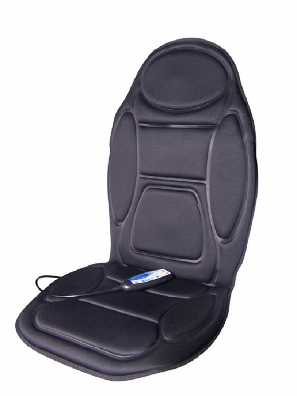 Buy Car Seat Heat Massage Back Chair Cushion Pad Pain Lumbar Neck